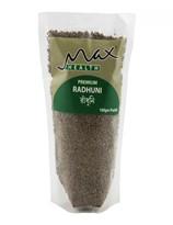 MAX HEALTH SPICES RADHUNI  100 GRAMS PP