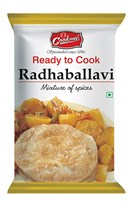 COOKME SPICES RADHA BALLAVI MIX 100 GM POUCH - pack of 4